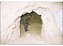 Cave at Tora Bora 2005