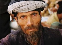 Villager in Tora Bora 2003