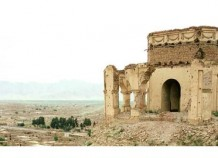 King of Afghanistan's tomb