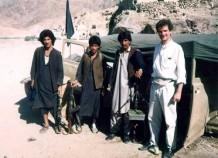 Afghan militia, Sarobi, 1993