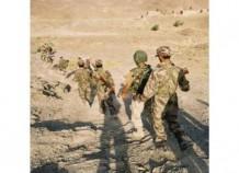 patrol Afghan-Pak border