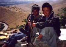 Child soldiers, Kabul 1993