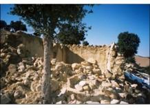 Destroyed Tora Bora OBL complex