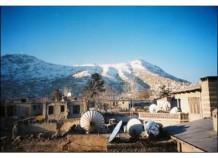 Kabul winter 2005