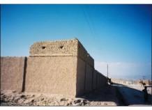 Bin Laden's house, Jalalabad