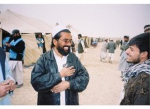 Oct. 2004 election day in Afghanistan