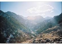 Tora Bora, the way to Pakistan